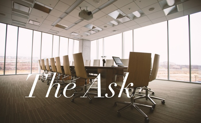 "Mastering the Art of ""The Ask"""